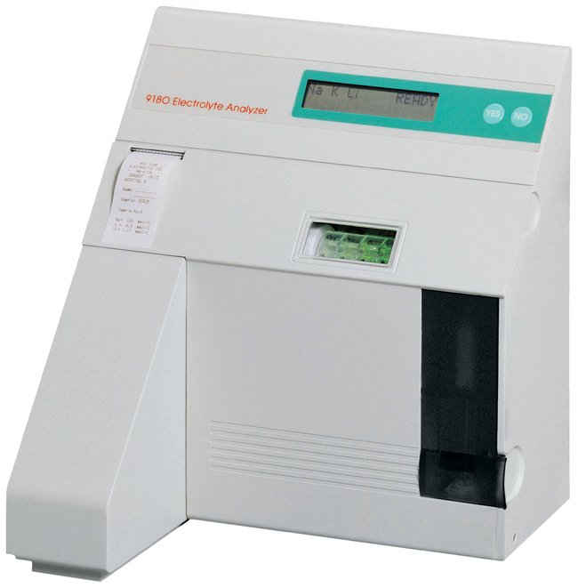 ROCHE 9180 ELECTROLYTE ANALYSER